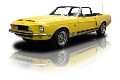 1968 Shelby GT500KR Convertible na prodej