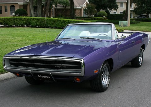 1970 Dodge Charger Convertible na prodej