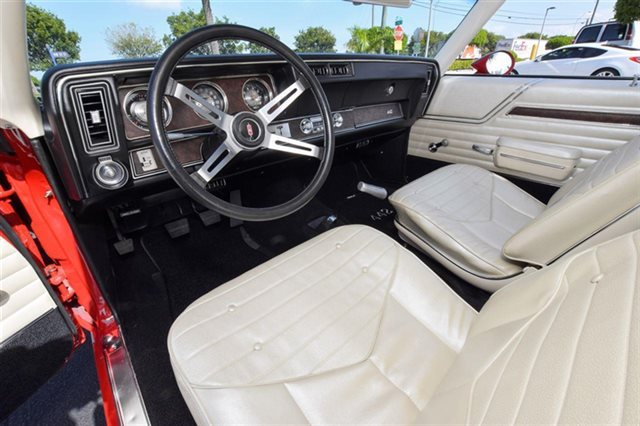 1970 Oldsmobile 442