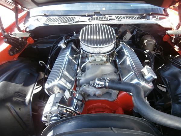 1971 Chevrolet Camaro Z-28