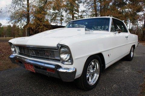 1966 Chevrolet Nova na prodej
