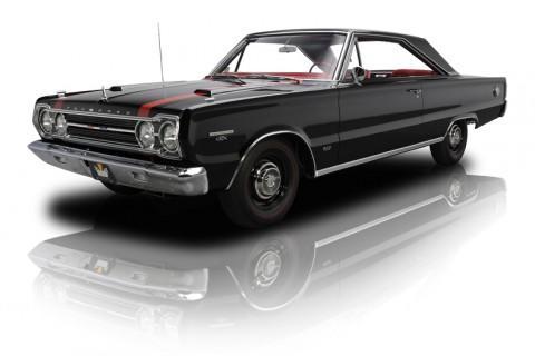 1967 Plymouth GTX na prodej