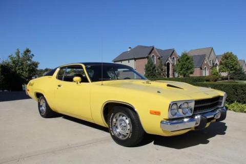 1973 Plymouth GTX na prodej