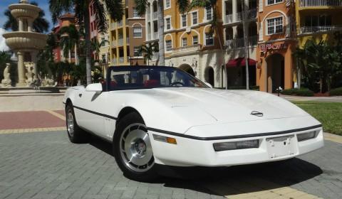 1987 Chevrolet Corvette na prodej