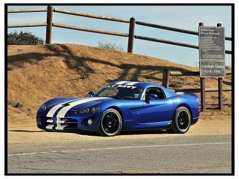 2006 Dodge Viper na prodej