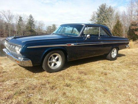 1964 Plymouth Fury na prodej
