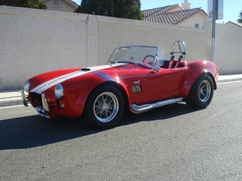 1967 AC Shelby Cobra na prodej