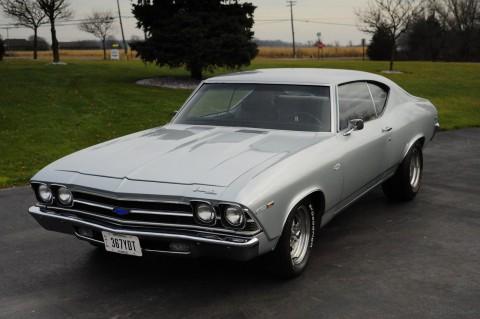 1969 Chevrolet Chevelle na prodej