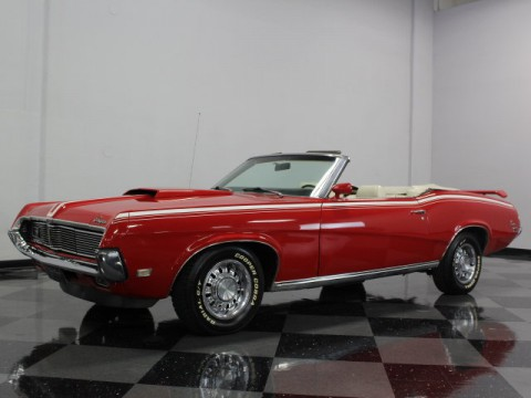 1969 Mercury Cougar XR7 Convertible na prodej