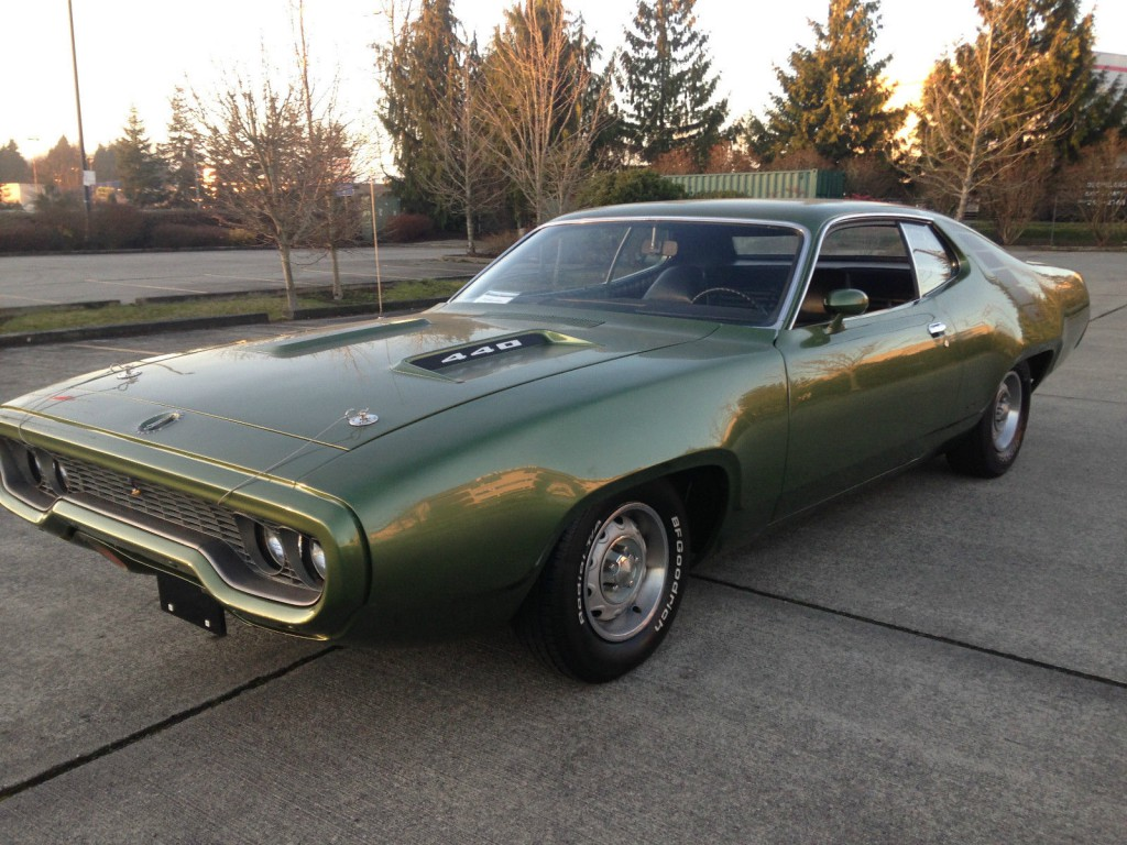 1971 Plymouth Road Runner Na Prodej