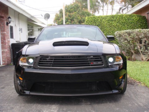 2010 Ford Mustang Saleen S281 na prodej