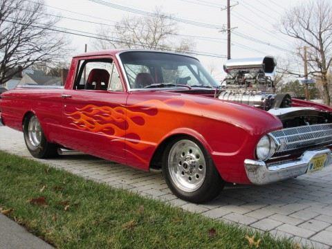 1961 Ford Ranchero na prodej