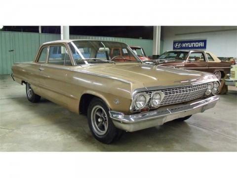 1963 Chevrolet Biscayne na prodej