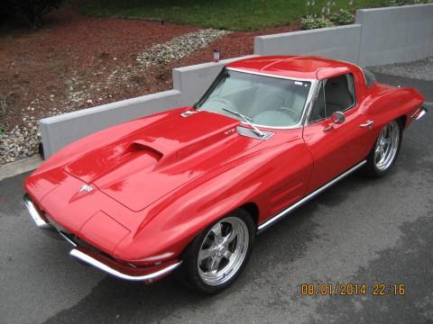 1963 Chevrolet Corvette na prodej