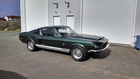 1968 Shelby GT500 na prodej