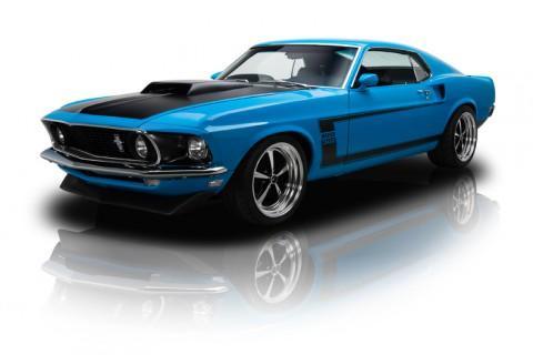 1969 Ford Mustang Boss 302 na prodej