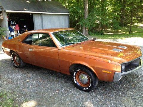 1970 AMC Javelin na prodej