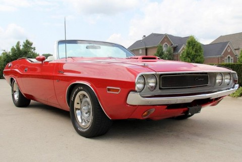 1970 Dodge Challenger Convertible na prodej