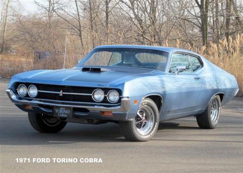 1971 Ford Torino na prodej