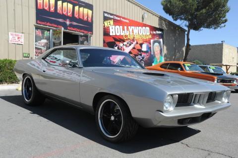 1973 Plymouth Barracuda na prodej