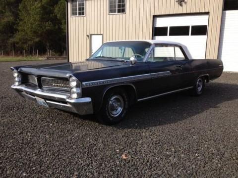1963 Pontiac Bonneville na prodej