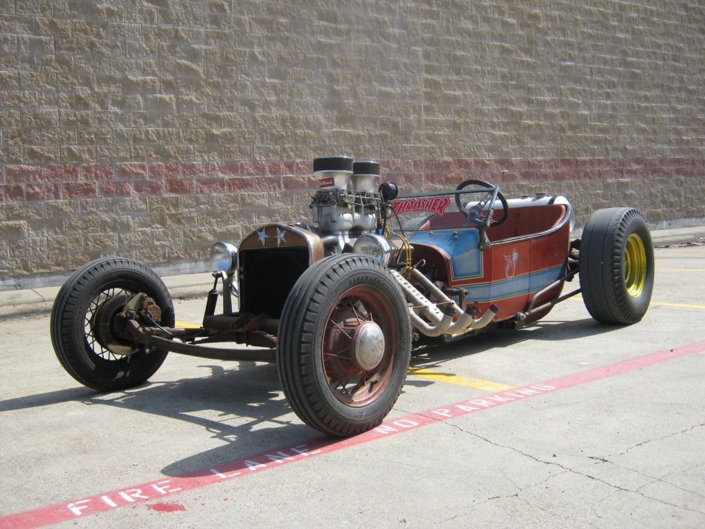 1923 Ford Model A