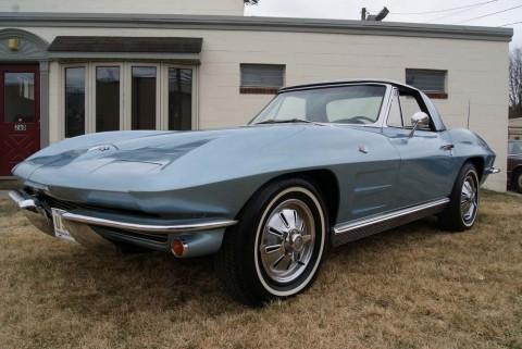1964 Chevrolet Corvette Sting Ray Convertible na prodej