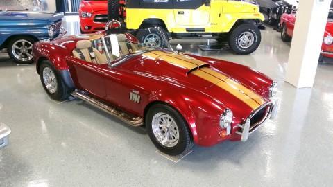 1966 AC Shelby Cobra na prodej