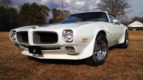 1970 Pontiac Firebird Trans Am na prodej