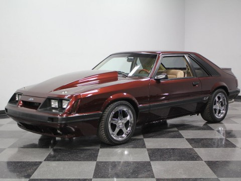 1985 Ford Mustang GT na prodej