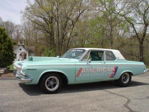 1963 Dodge 440 na prodej