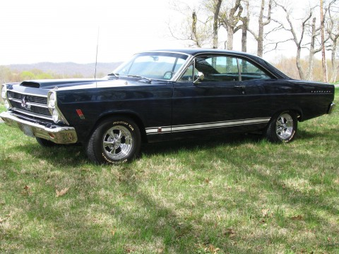 1966 Ford Fairlane GT na prodej