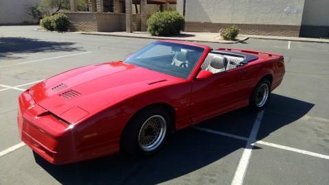 1989 Pontiac Trans Am GTA na prodej