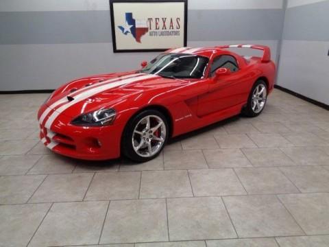 2009 Dodge Viper SRT10 na prodej