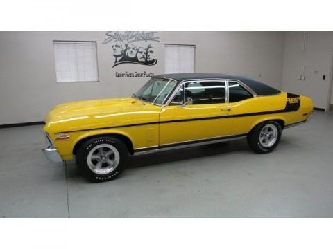 1970 Chevrolet Nova Yenko na prodej