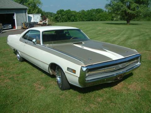 1970 Chrysler 300H Hurst na prodej