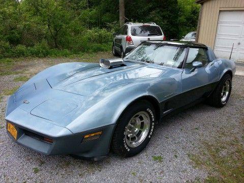 1982 Chevrolet Corvette na prodej