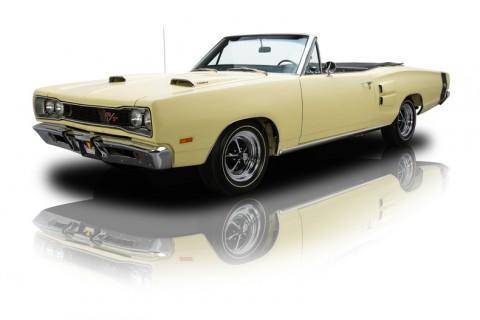 1969 Dodge Coronet R/T Convertible na prodej