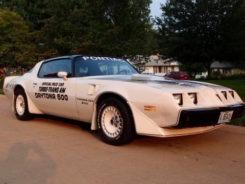 1981 Pontiac Trans Am Turbo na prodej