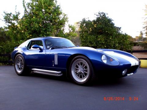 1965 Shelby Daytona Coupe na prodej