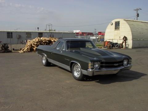 1971 Chevrolet El Camino na prodej