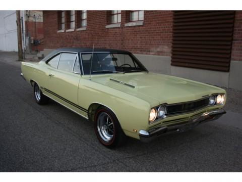 1968 Plymouth GTX na prodej