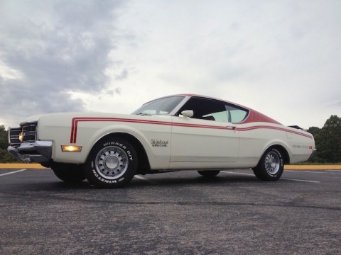 1969 Mercury Cyclone Spoiler na prodej