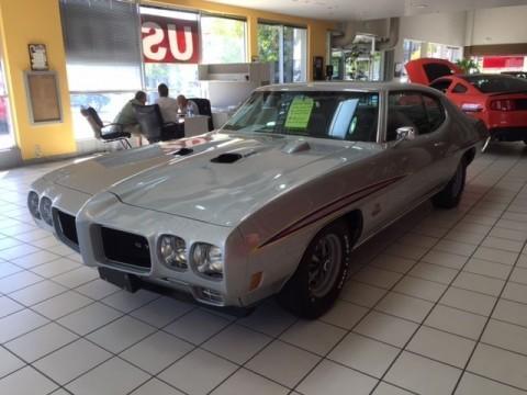 1970 Pontiac GTO Judge na prodej