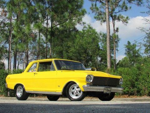 1962 Chevrolet Nova SS na prodej