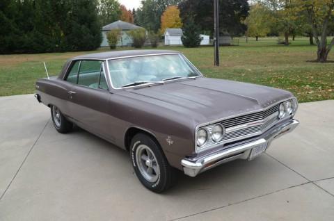 1965 Chevrolet Chevelle SS na prodej