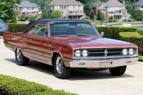1967 Dodge Coronet 500 na prodej