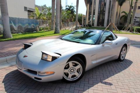 1997 Chevrolet Corvette na prodej