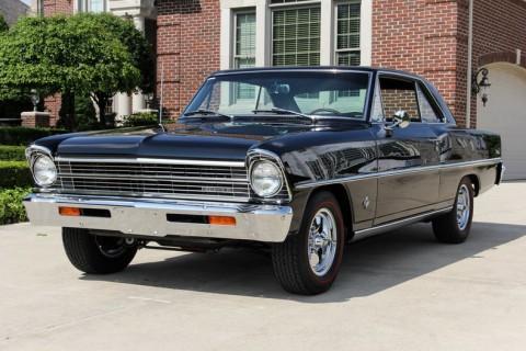 1967 Chevrolet Nova na prodej