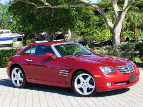 2004 Chrysler Crossfire na prodej